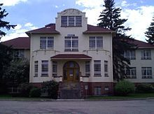 Alberta Hospital in Edmonton, AB, Canada opened its doors in 1923 as The Institute For The Feeble-minded and included 45 buildings at one time. There are still patients being treated here but the majority of the buildings are closed down to the living. There are countless spirits here, still seen wandering the hallways and grounds, apparently still suffering and crying out for help.