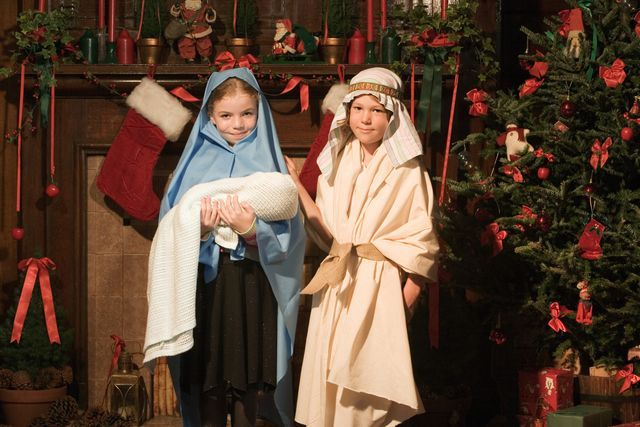 Children love to perform the Nativity, but sometimes they can lose interest faster than we would like. Check out these kid-friendly Nativity scripts to help keep things short and sweet.