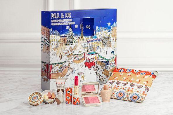 ポール & ジョー ボーテのクリスマスコレクション、コスメのアドベントカレンダーや8種の香りのネイル - fashion-press.net/news/26619