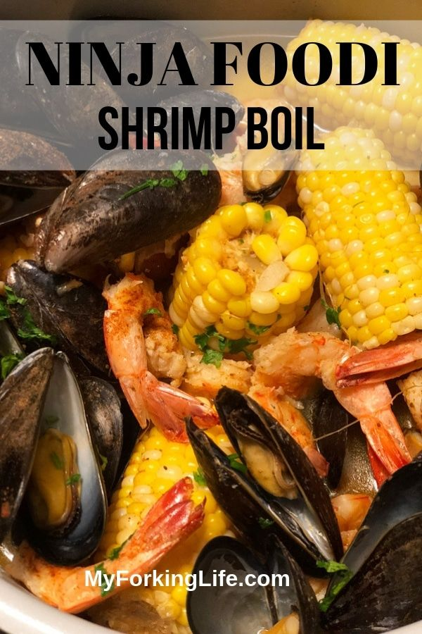 Ninja Foodi Shrimp Boil
