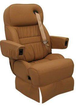 Cabrillo Integrated Seatbelt RV Seats