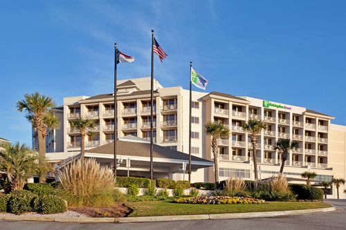 Budget Beach Resorts: Wrightsville Beach Hotels: Holiday Inn Resort Wilmington E-Wrightsville Bch Hotel in Wrightsville Beach, North Carolina
