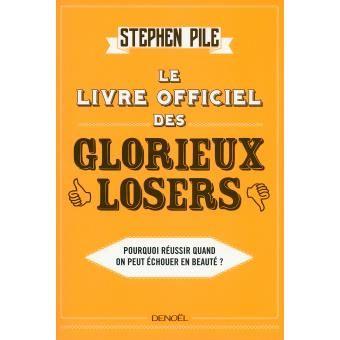 Le livre officiel des glorieux losers_0