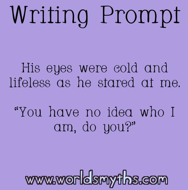 short story creative writing prompts