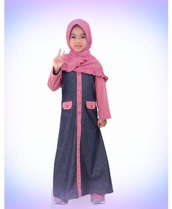 Beli Baju Dress Anak Qirani Kenanga 81 Salem Misti dari Aprilia Wati agenbajumuslim - Sidoarjo hanya di Bukalapak
