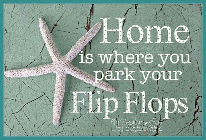 True ♥flif flops sign