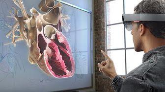 Microsoft HoloLens: Partner Spotlight with Case Western Reserve University - YouTube