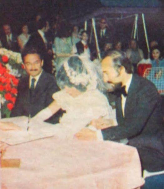 Bülent Ecevit, İlham Kırklar, Mustafa İstemi 1975.