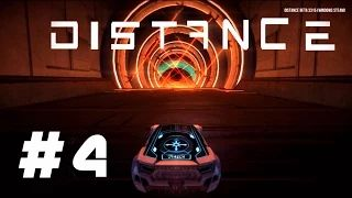 In this episode of Distance we get further acquainted with difficult jumps, burny lasers, and scary saw blades.  Distance (Beta) describes itself as a survival racing game where you boost, jump, and fly your way through different areas. Join me for a let's play as I explore this world