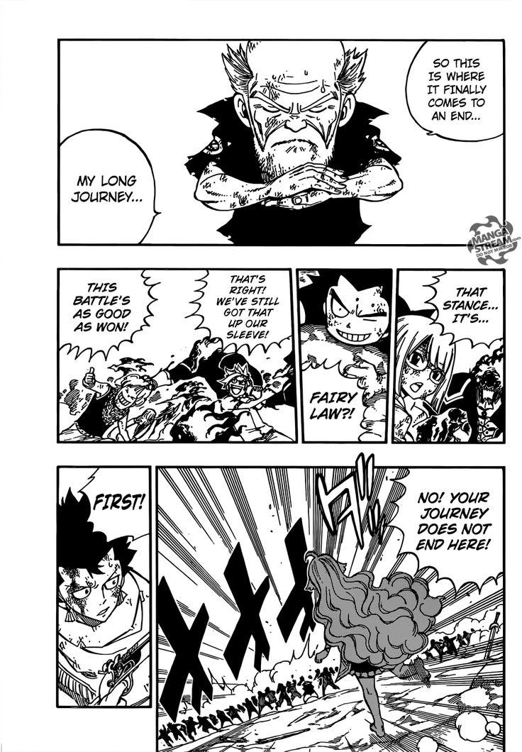 Fairy Tail 505 - Page 12 - Manga Stream
