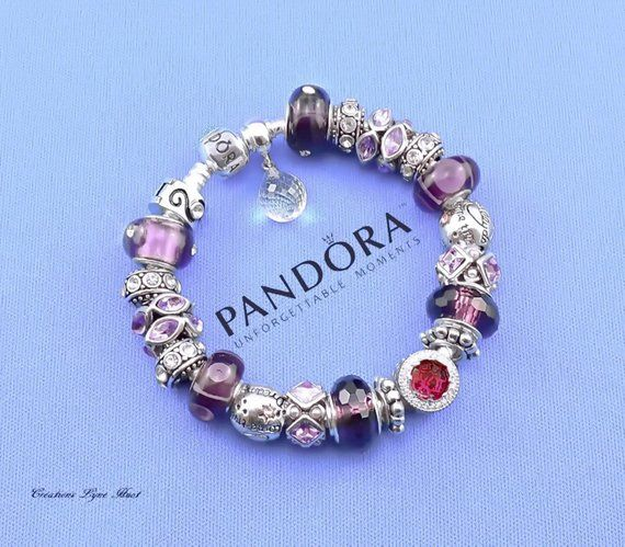 boite cadeau bijoux pandora