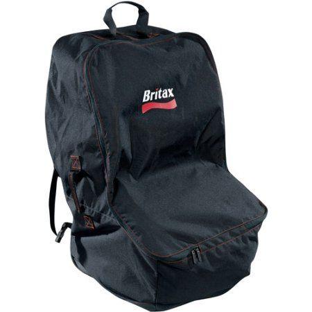 Britax Car Seat Travel Bag Beige