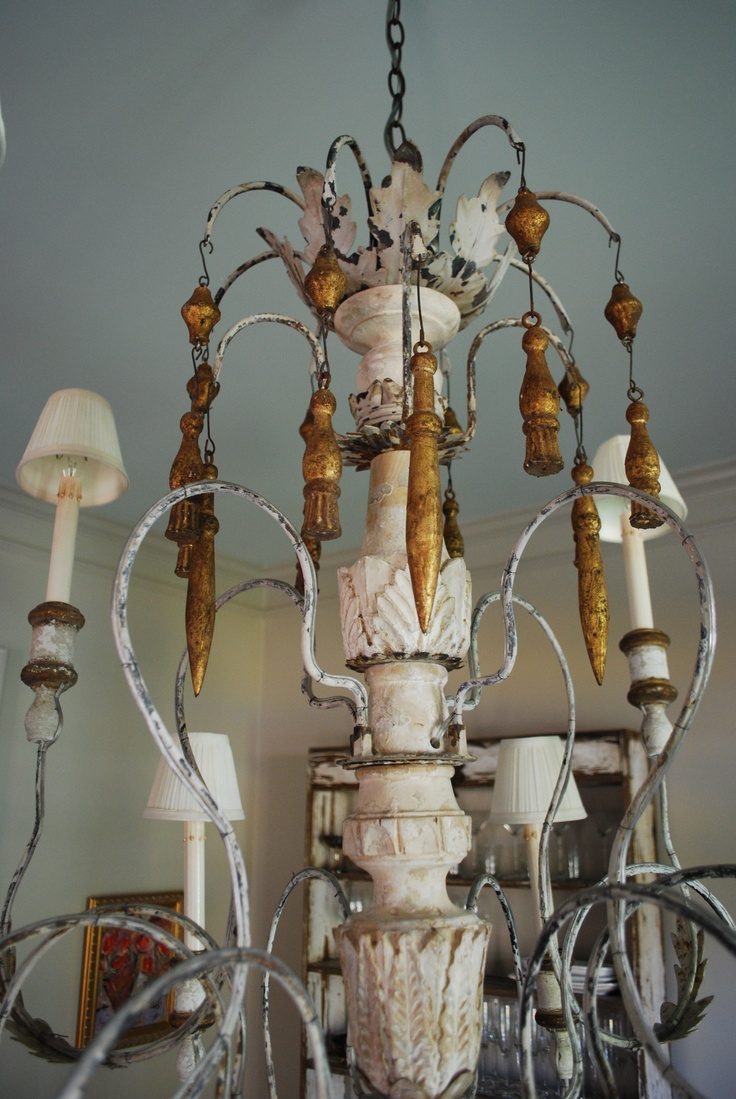 Italian Chandelier Maison By Tara Shaw A Tenth Anniversary Gift From My Husband During Our