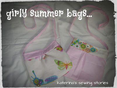 little girly summer bags!!!
