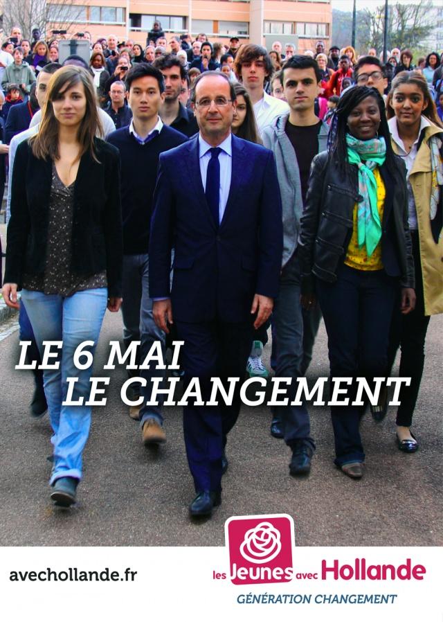 Votez Hollande le 06 Mai !