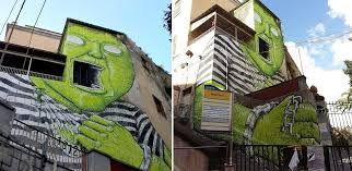 Image result for street art blu
