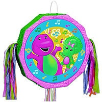 Barney Party Supplies - Barney Birthday - Party City