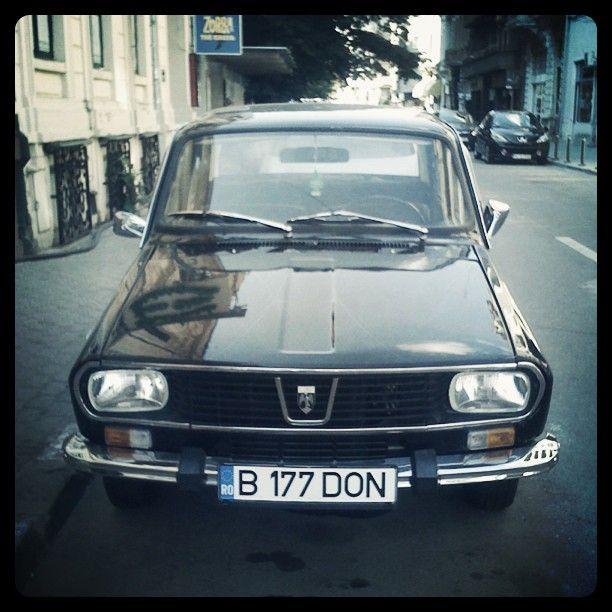Badass classic Dacia.