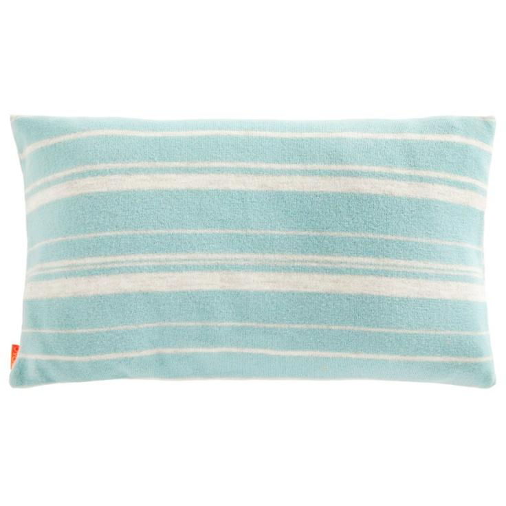 Stripy cushion celodan
