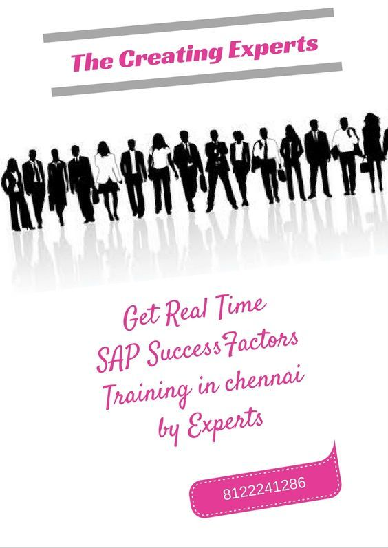 Live #project #SAP #SuccessFactors Training in #Chennai Contact us:8122241286 http://bit.ly/1YpqRSI