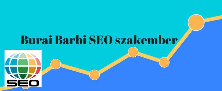 Üdvözöllek oldalamon. Burai Barbi SEO szakember vagyok. Ezen a honlapon az általam végzett keresőoptimalizálás