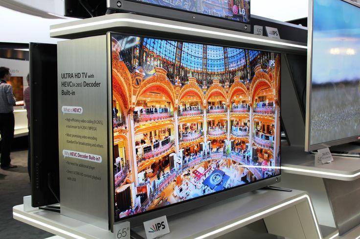 LG Ultra HD TV from IFA2013