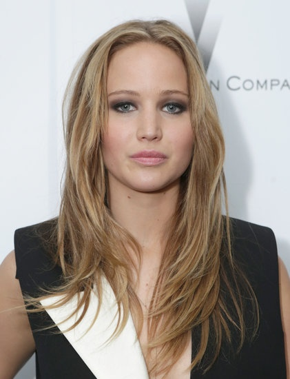 Jennifer Lawrence at the Weinstein Company Academy Award Party. See more pre-party looks here: