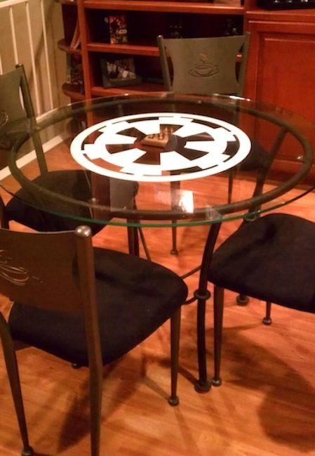 Star Wars kitchen table