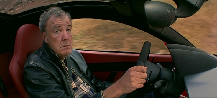 """""""in love face"""" by Jeremy Clarkson #TopGear"""