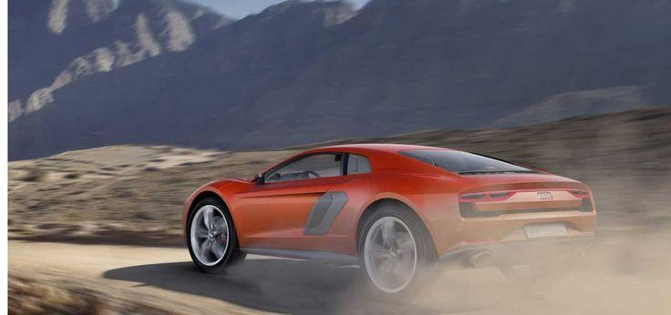 Audi Nanuk un TDI de 550 caballos