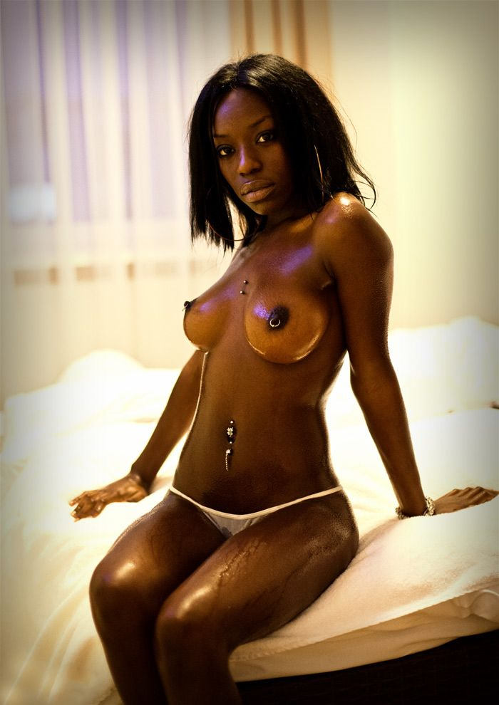 Erect Black Nipples 90