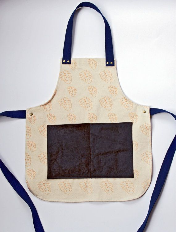 Kids // Apron for boys & girls. by hulahoneySA on Etsy
