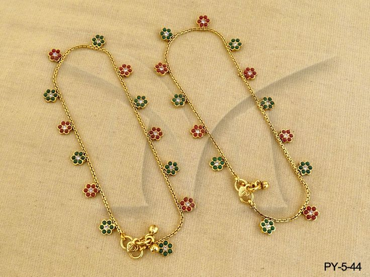 54 best Payal Imitation Jewelry images on Pinterest Imitation