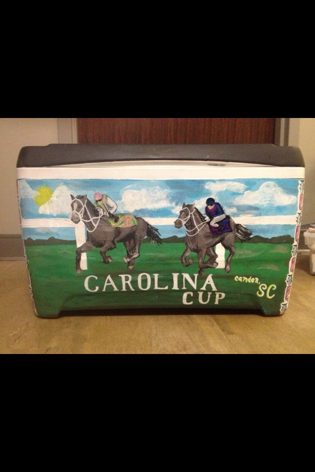 For Carolina Cup last year