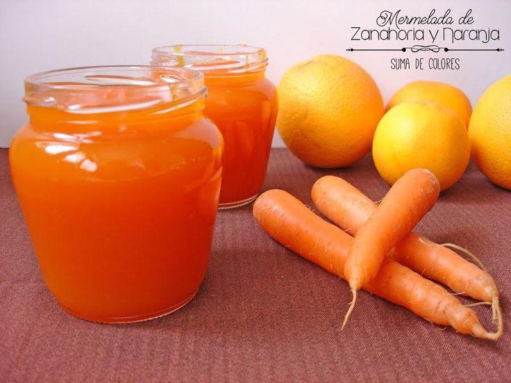 Aunque pueda sonar rara la combinación de zanahoria y naranja, nos aseguran que es una maravilla. ¡Habrá que comprobarlo!