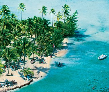 Forego the summer crowds and cruise to The South Pacific + Hawaii in October.