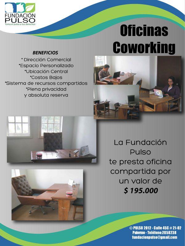 Diseño coworking fundación