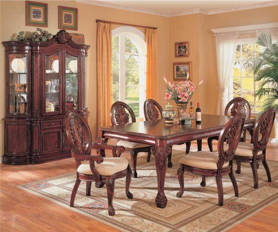 Formal Dining Room Sets For 6: 15 Best 6 Formal Dining Room Images On Pinterest