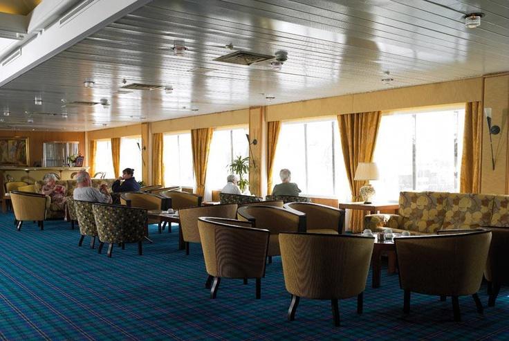 Braemar - A lounge #Cruise