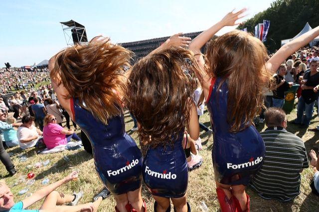 Dutch Valley Spaarnwoude 2014 #Vip-Promo #Promo Formido  #Promotie dames #Dutch Valley