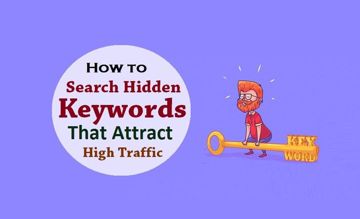 The easiest way to find some hidden keywords or phrases that users use to search for a specific thing lies in some tricks that your competitors do not know.