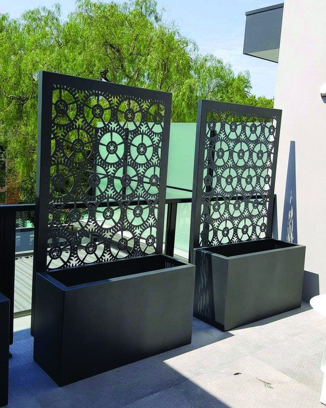 24 Lovely Outdoor Room Divider Bunnings Inspiration 1 Diy Planter Box Planter Boxes Fence Planters