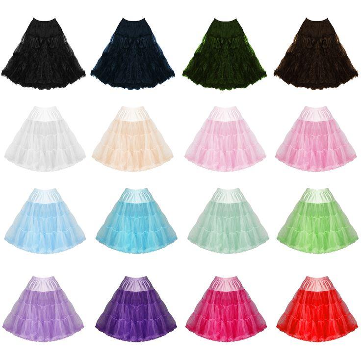 "Hell Bunny 22"" Premium Petticoat | Petticoats | Starlet Vintage"