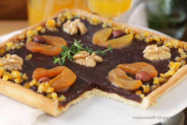 Madame Edith: Mazurek czekoladowy