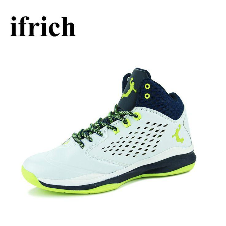 Shoes Training Men 2017 Big Size Designer Sneakers Men Anti-Slip Basketball Shoes For Men Cheap High Top Basketball Sneakers