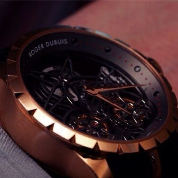 Roger Dubuis.