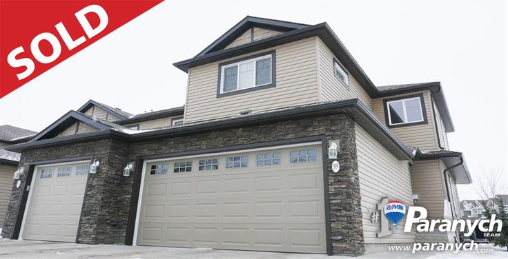We SOLD #59 2005 70 st! Thinking of selling your Edmonton home? Call 780-457-4777 or visit Paranych.com for your Free Home Evaluation today!