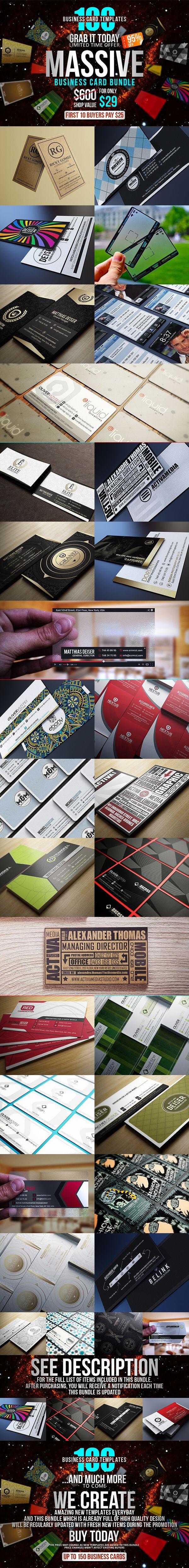 25 parasta ideaa Pinterestissä High quality business cards