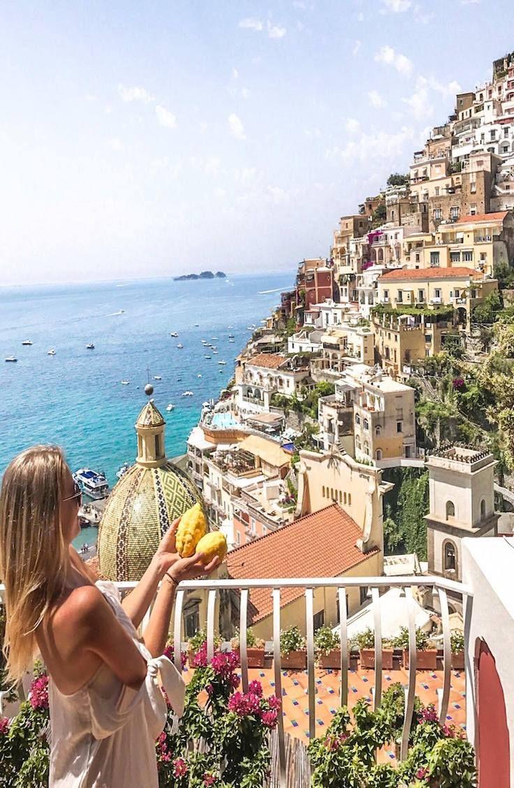 Guide: Positano, Italy