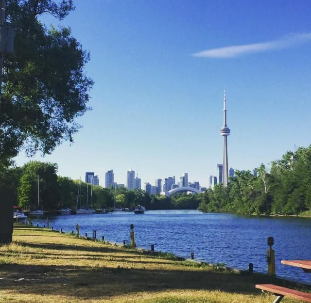 The skyline from the Toronto Islands is totally Instagram worthy. Check out our list of top 17 places to Instagram in Toronto, Canada and capture these beautiful sights for yourself.